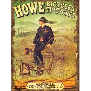 howe bicycles