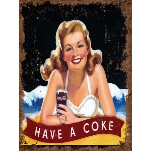 have a coke