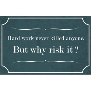 why risk