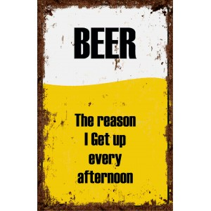 beer the reason